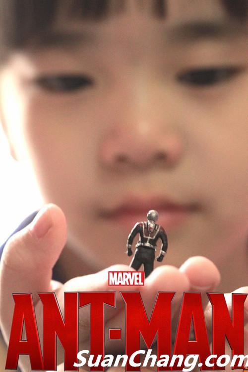 HotToys MMS308《蚁人 Ant-Man》 模玩 第24张