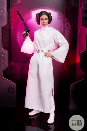 HT 《星战- 新希望》- Princess Leia 莉亚公主