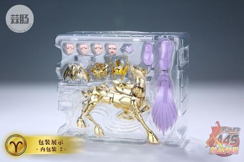 圣衣神话EX黄金魂之2——白羊座穆 模玩 第9张