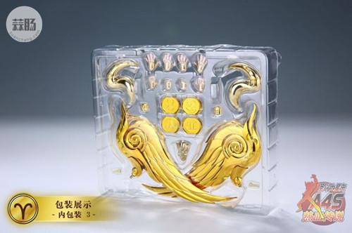 圣衣神话EX黄金魂之2——白羊座穆 模玩 第10张