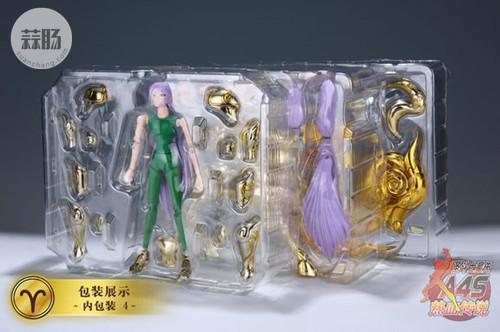 圣衣神话EX黄金魂之2——白羊座穆 模玩 第11张