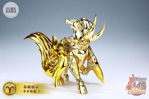 圣衣神话EX黄金魂之2——白羊座穆 模玩 第24张