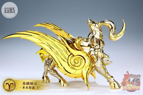 圣衣神话EX黄金魂之2——白羊座穆 模玩 第25张