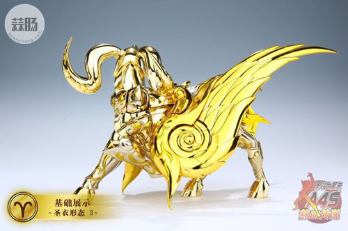 圣衣神话EX黄金魂之2——白羊座穆 模玩 第26张