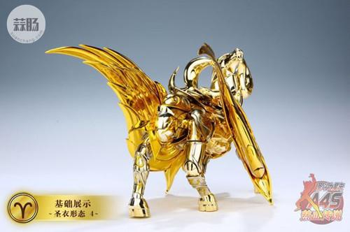 圣衣神话EX黄金魂之2——白羊座穆 模玩 第27张