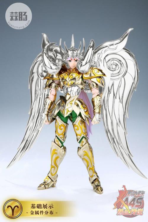 圣衣神话EX黄金魂之2——白羊座穆 模玩 第29张
