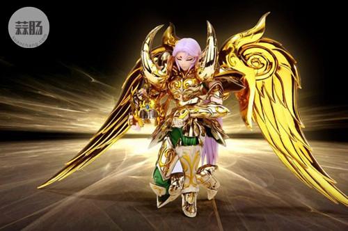 圣衣神话EX黄金魂之2——白羊座穆 模玩 第39张