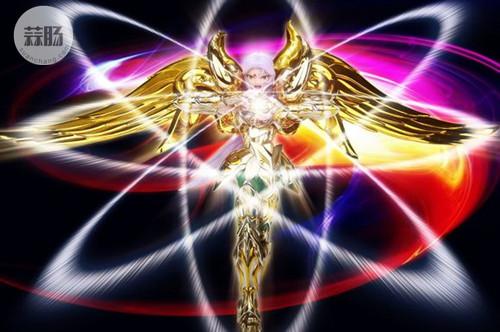 圣衣神话EX黄金魂之2——白羊座穆 模玩 第41张