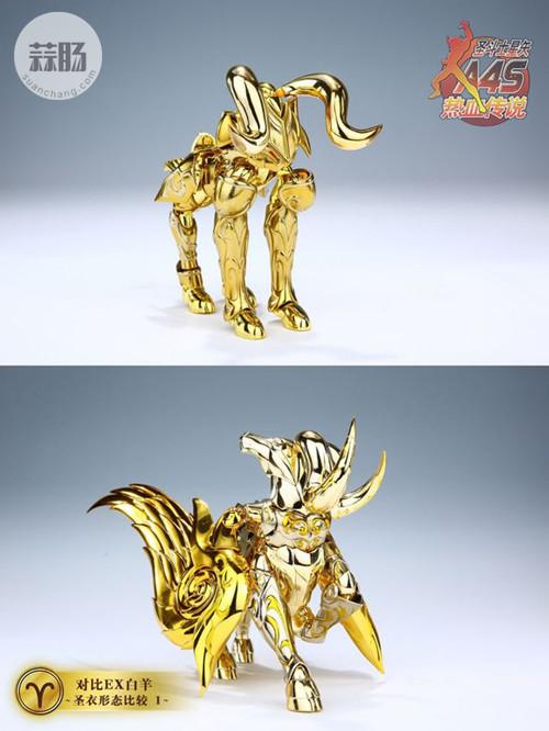 圣衣神话EX黄金魂之2——白羊座穆 模玩 第45张