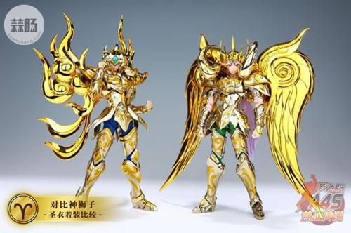 圣衣神话EX黄金魂之2——白羊座穆 模玩 第52张