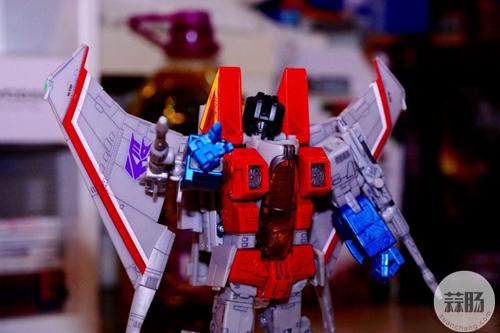 美版杰作MP11红蜘蛛  涂装小改 变形金刚 第12张