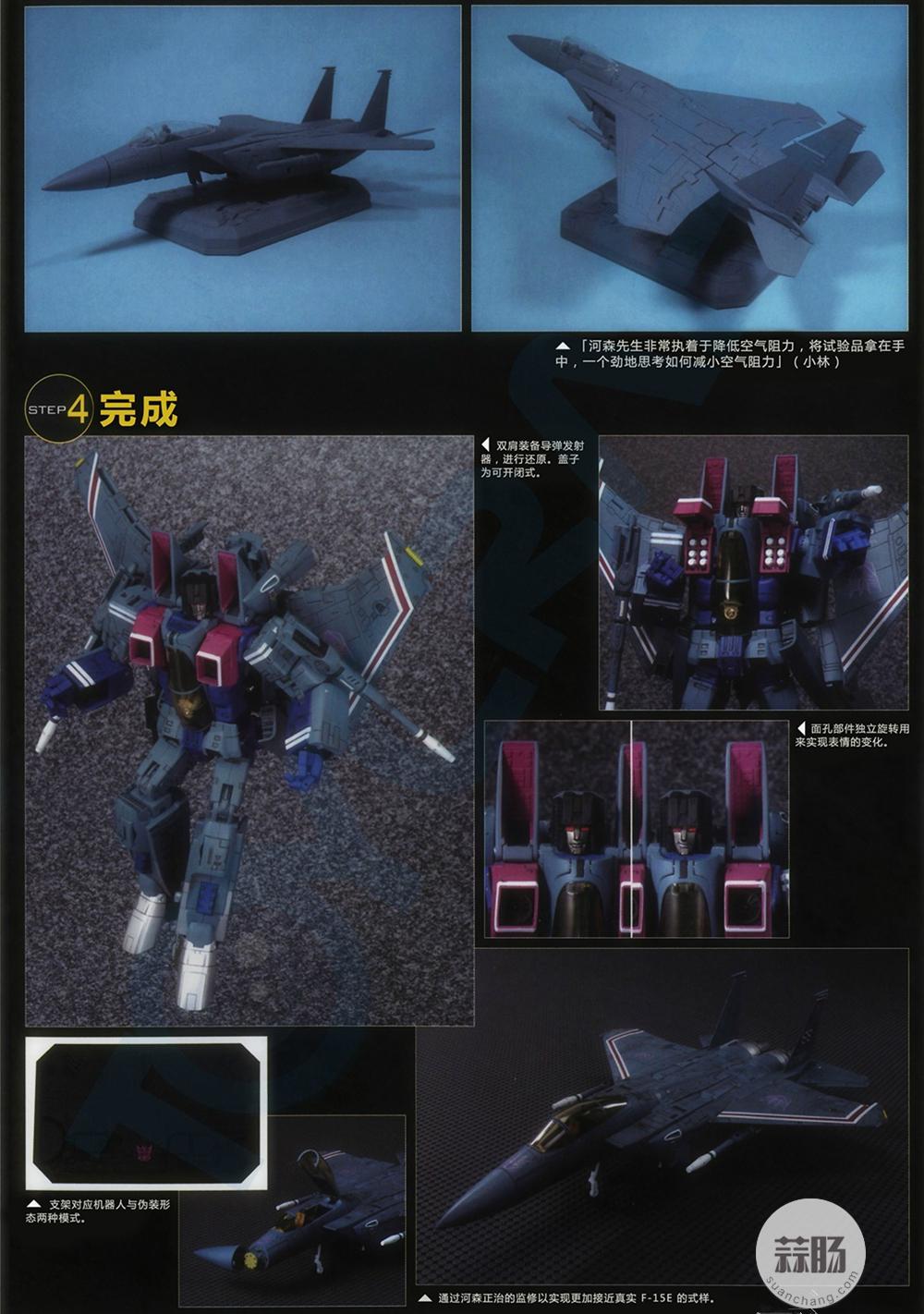 《变形金刚MasterPiece官方指南》中文翻译版分享 变形金刚 第8张