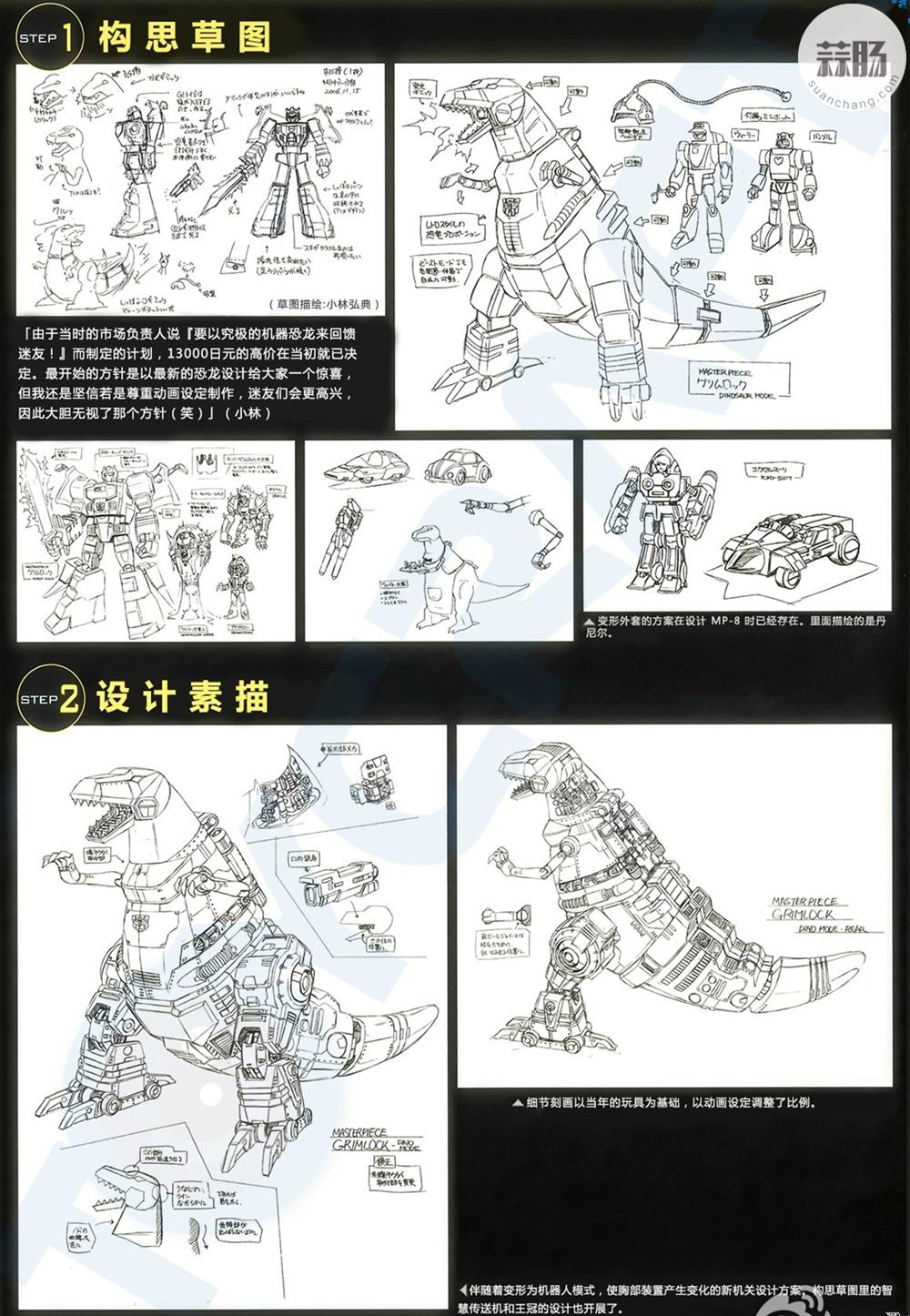 《变形金刚MasterPiece官方指南》中文翻译版分享 变形金刚 第17张