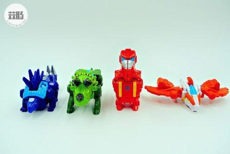 变形金刚——恐龙救援队
