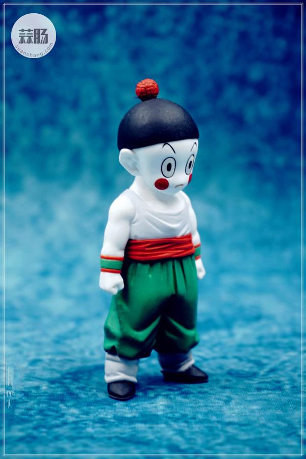BANPRESTO 龙珠Z 超造集其之七 饺子&贝吉塔测评 模玩 第8张