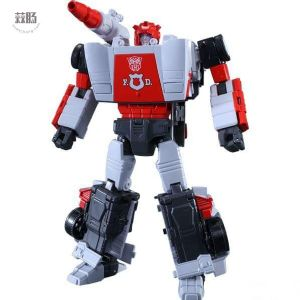 变形金刚MP14 纯动画配色红色警报