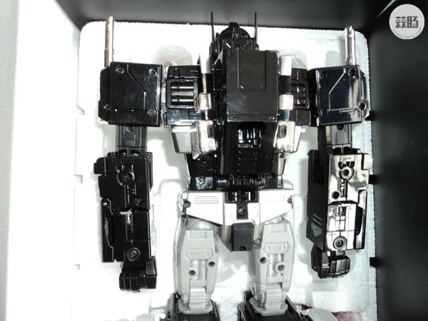 迷友入手晒影——MPP10-B暗黑擎天柱 变形金刚 第27张