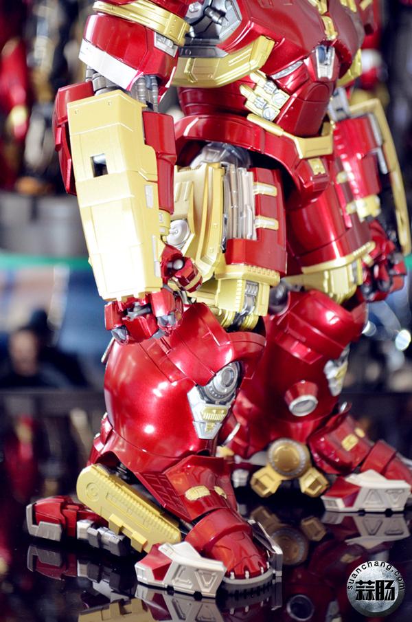 魂限定 超合金×S.H.Figuarts MK44 反浩克装甲 模玩 第5张