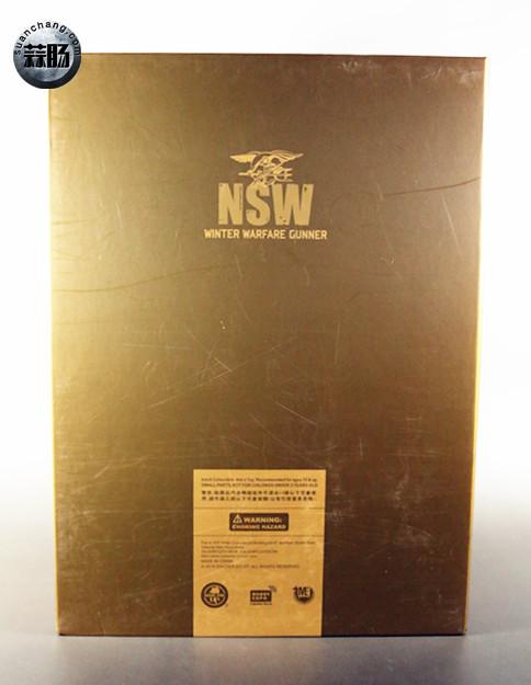 2016会场版雪地海豹机枪手开盒测评分享 模玩 第3张