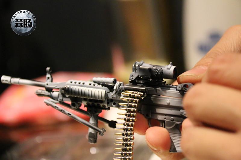 2016会场版雪地海豹NSW机枪手素组分享 模玩 第66张