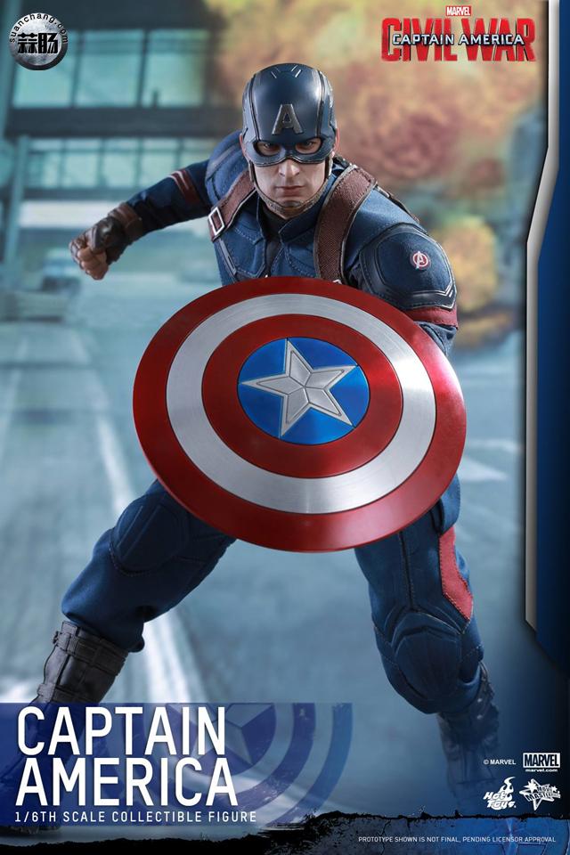 《美国队长3》今日首映——引起迷友心动的非玩具莫属吧 动漫 第9张