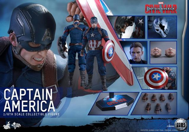 《美国队长3》今日首映——引起迷友心动的非玩具莫属吧 动漫 第10张