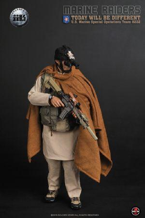 SoldierStory 新品:1/6 美国海军陆战队 - 特种作战小队 MSOT 8222
