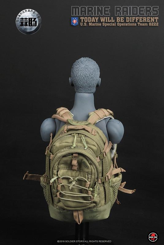 SoldierStory 新品:1/6 美国海军陆战队 - 特种作战小队 MSOT 8222 模玩 第41张