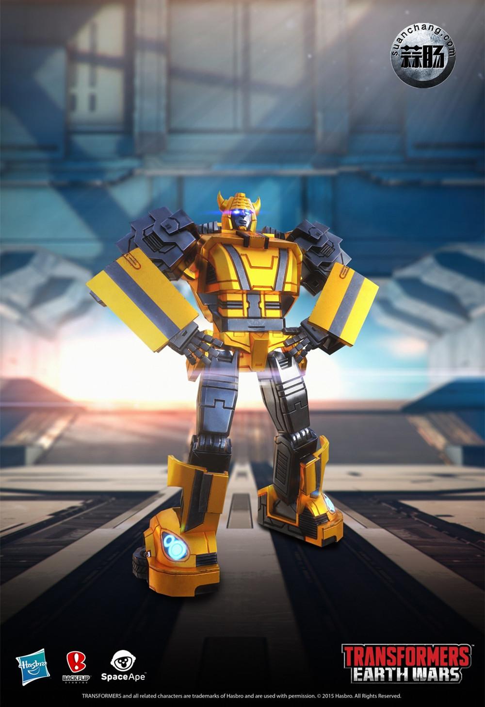 Transformers Earth Wars 游戏人物(一) 变形金刚 第2张