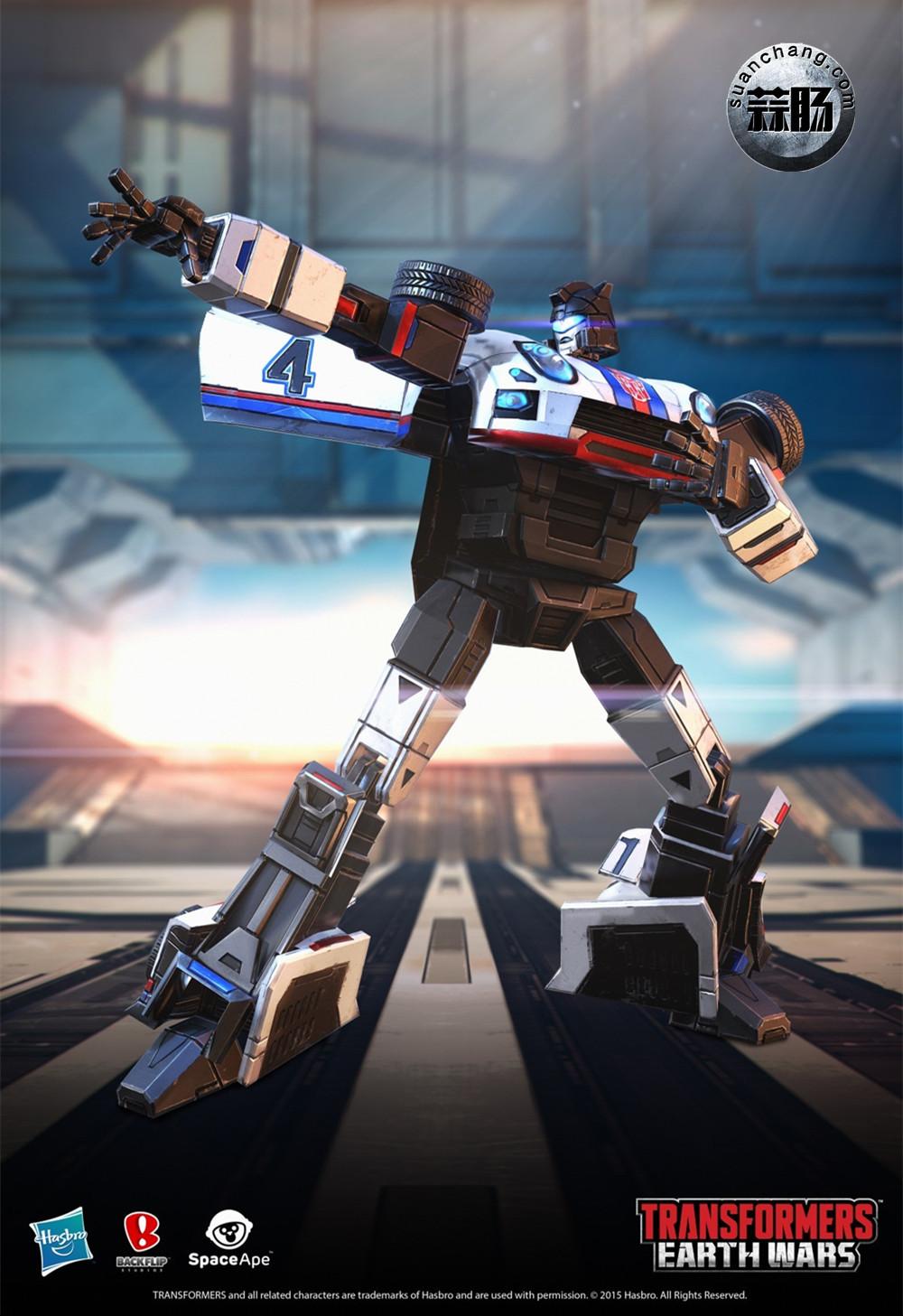 Transformers Earth Wars 游戏人物(一) 变形金刚 第4张