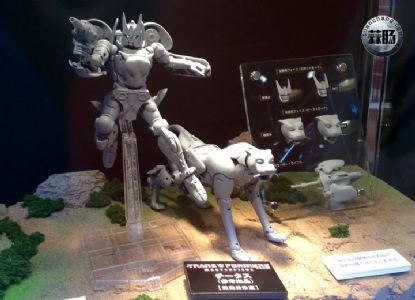 东京玩具展上新品:MP豹子灰模