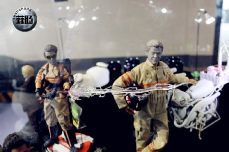 Soldier Story 推出的《捉鬼敢死队3》新角色人偶及周边产品亮相