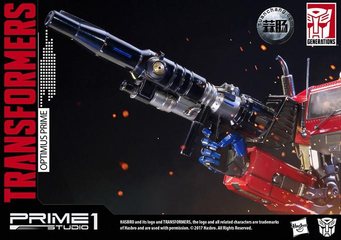 Prime 1 Studio 24寸擎天柱 G1版雕像 变形金刚 第14张