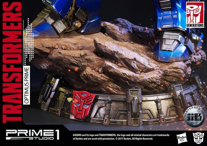 Prime 1 Studio 24寸擎天柱 G1版雕像 变形金刚 第15张