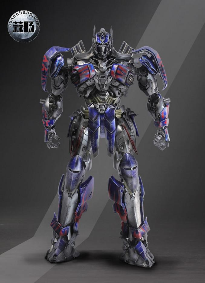 Comicave新品:1/22比例 超合金变形金刚 - 擎天柱 Optimus Prime 变形金刚 第17张