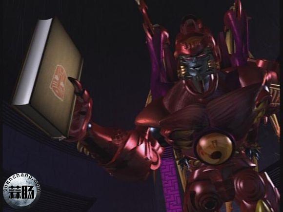 关于那些元祖神器(Artifacts of the Primes) 变形金刚 第17张