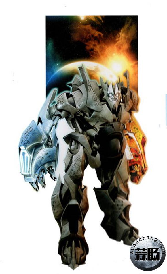 关于那些元祖神器(Artifacts of the Primes) 变形金刚 第28张