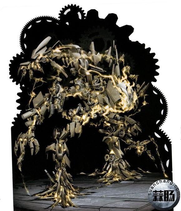 关于那些元祖神器(Artifacts of the Primes) 变形金刚 第32张