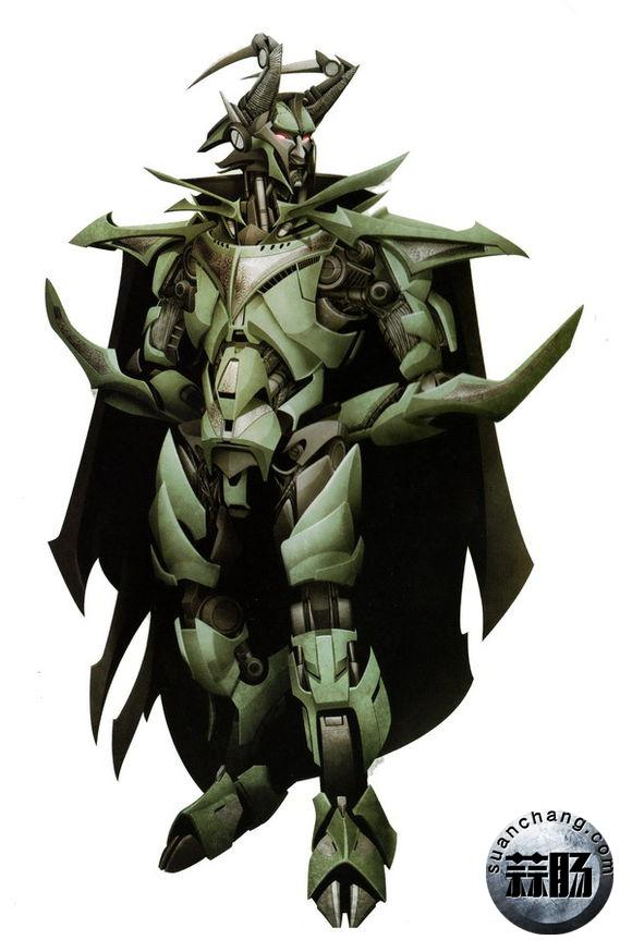 关于那些元祖神器(Artifacts of the Primes) 变形金刚 第35张
