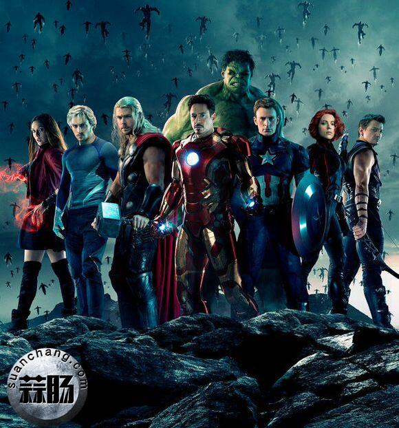 娱乐时间 一起来八卦——谈谈超级英雄们的爱情 动漫 第1张