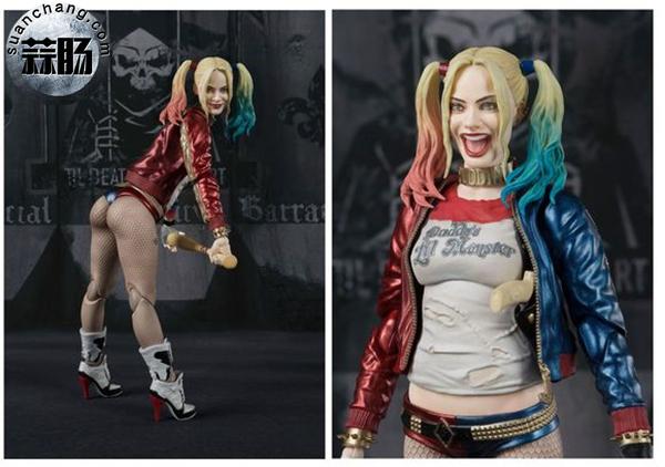 各厂的小丑女哈莉 你最喜欢哪一款 模玩 第5张