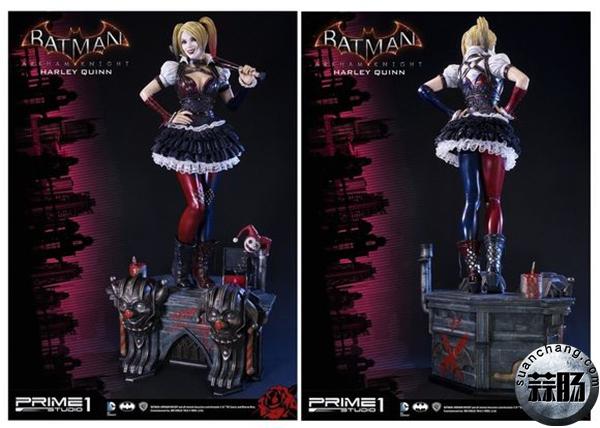 各厂的小丑女哈莉 你最喜欢哪一款 模玩 第7张