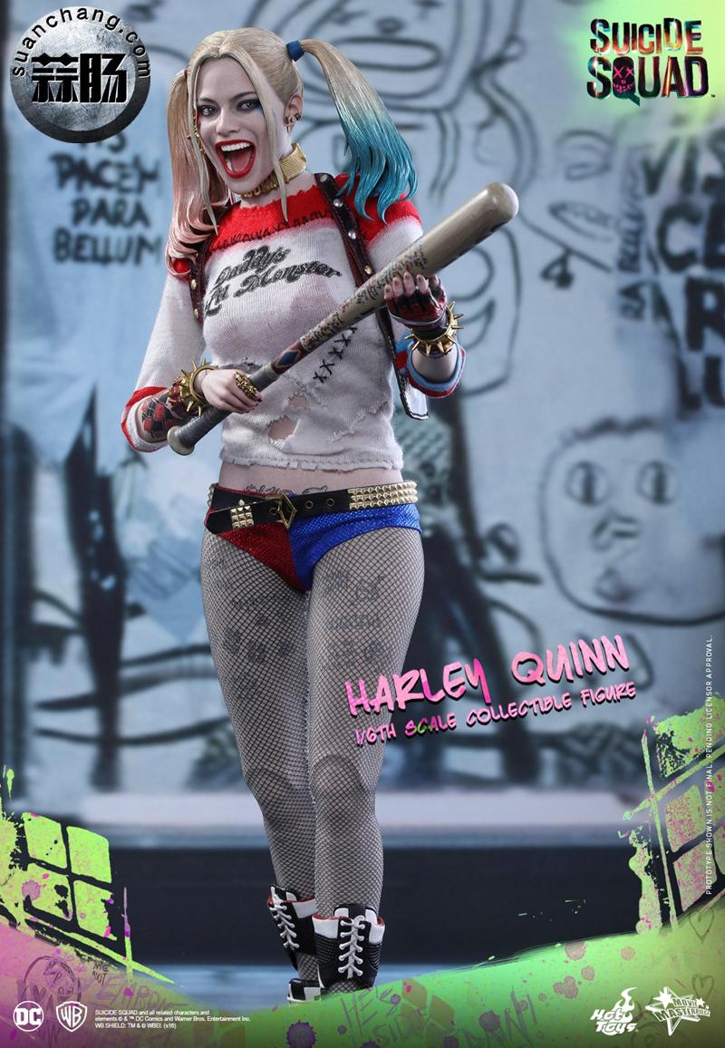 HotToys新品MMS383《自杀小队》小丑女-哈莉.奎茵 模玩 第6张