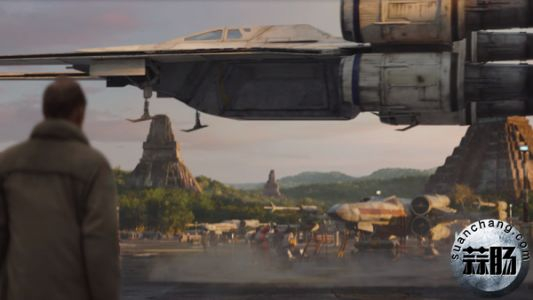 """《星球大战外传 侠盗一号》将使用新战机""""U-Wing"""""""