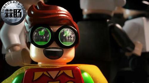 倒霉熊PK蝙蝠侠!你更看好哪一个? 动漫 第1张