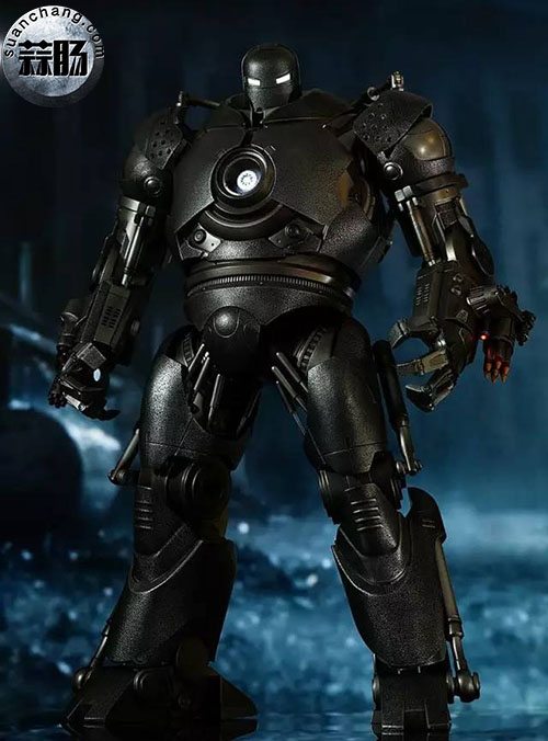 HT Hottoys 钢铁侠(Iron man)大反派-铁霸王(铁芒果)/Iron Monger 模玩 第2张