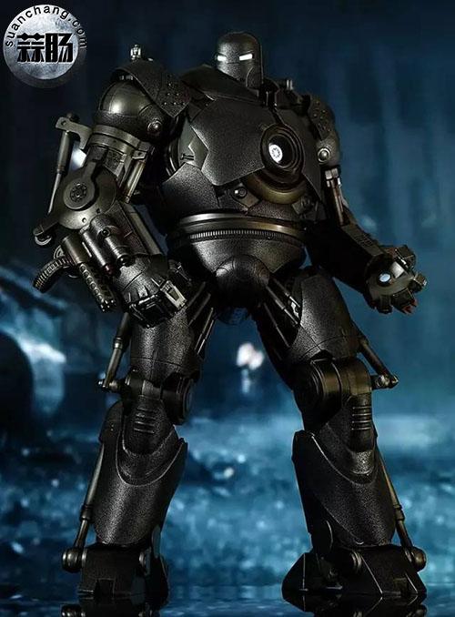 HT Hottoys 钢铁侠(Iron man)大反派-铁霸王(铁芒果)/Iron Monger 模玩 第3张