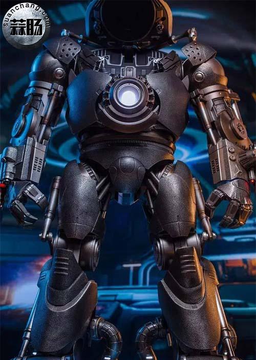 HT Hottoys 钢铁侠(Iron man)大反派-铁霸王(铁芒果)/Iron Monger 模玩 第4张