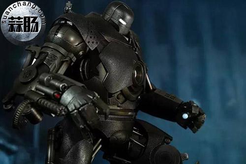 HT Hottoys 钢铁侠(Iron man)大反派-铁霸王(铁芒果)/Iron Monger 模玩 第5张