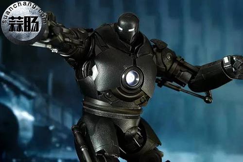HT Hottoys 钢铁侠(Iron man)大反派-铁霸王(铁芒果)/Iron Monger 模玩 第6张